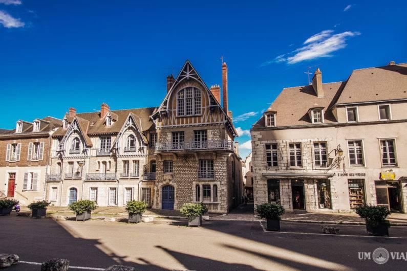 Chartres, minha porta de entrada no Vale do Loire
