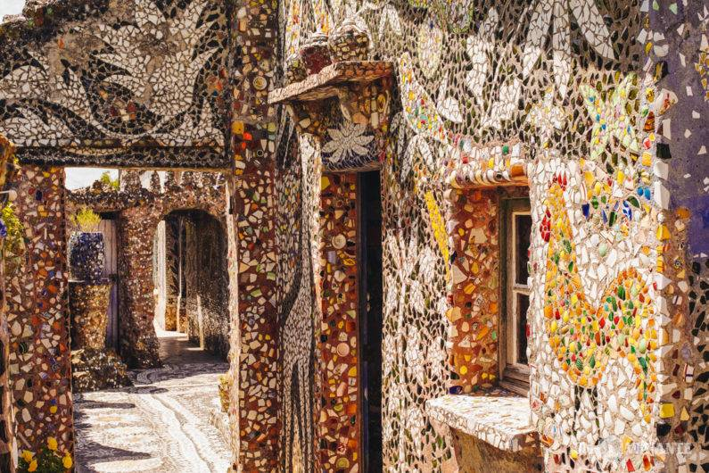 La Maison Picassiette, a incrível casa dos mosaicos de Chartres