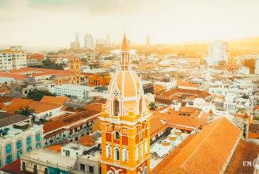 Os principais pontos turísticos de Cartagena, Colômbia