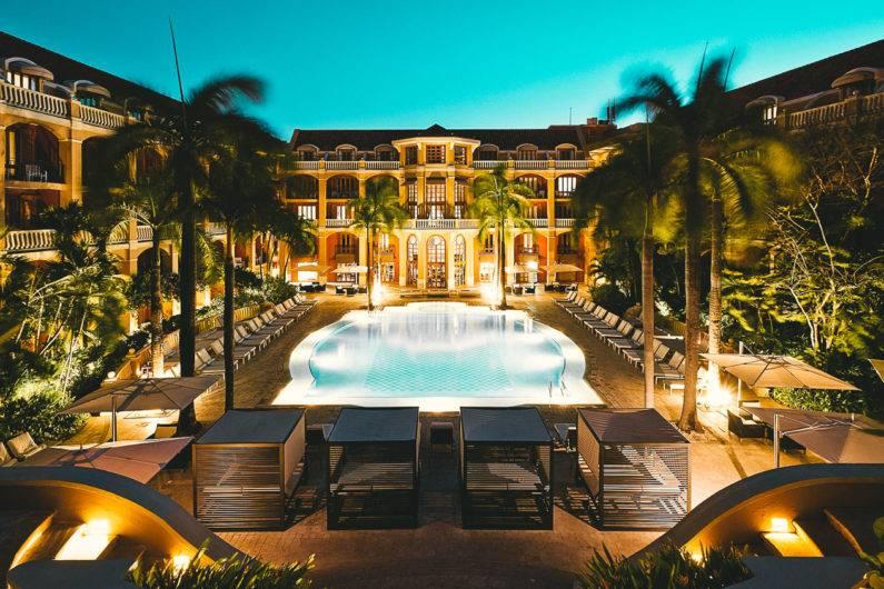 Hotel de Luxo em Cartagena: o incrível Sofitel Santa Clara