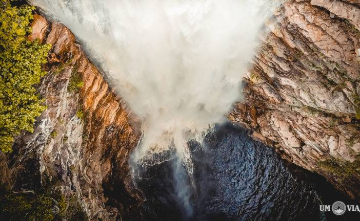 Descubra a Cachoeira do Buracão, na Chapada Diamantina