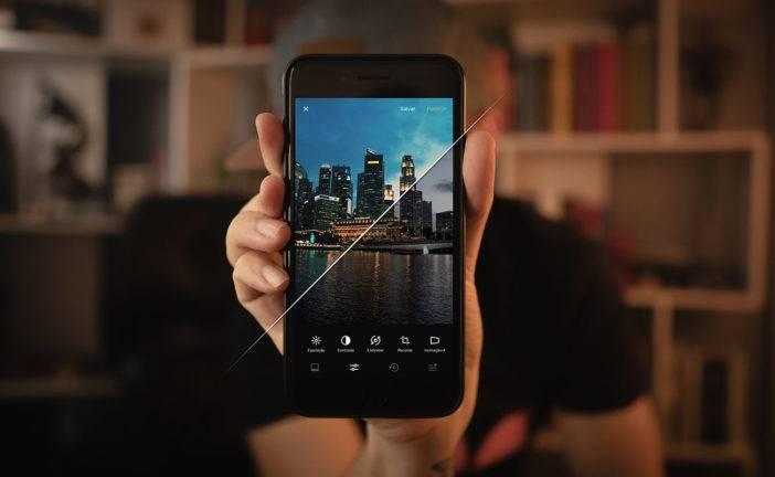 Como tratar fotos de viagem no celular para postar no Instagram