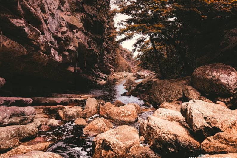 Trekking para a Cachoeira do Sossego, na Chapada Diamantina