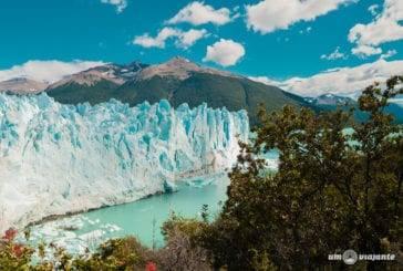 Visita ao Glaciar de Perito Moreno, na Patagônia Argentina