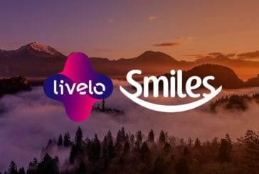Último dia! Receba 100% de bônus na Smiles nas transferências da Livelo