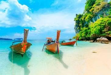 Incrível!!!! Passagem para Tailândia por R$ 840 o trecho ou 44 mil pontos Smiles + taxas!!! Saindo de CURITIBA!!!