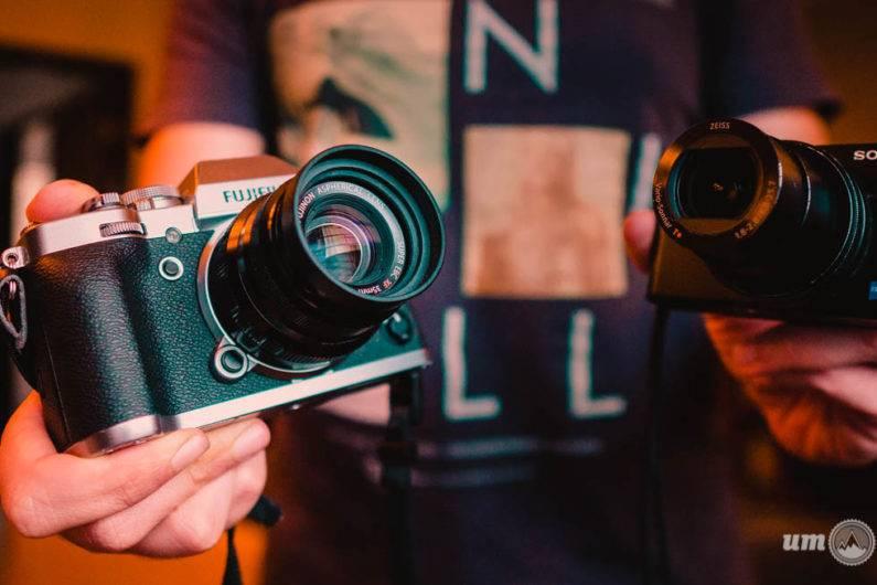 Como escolher a melhor câmera fotográfica para sua viagem?
