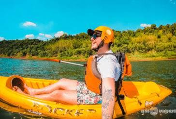 Aguaray Eco Esportes: passeio de caiaque em Foz do Iguaçu