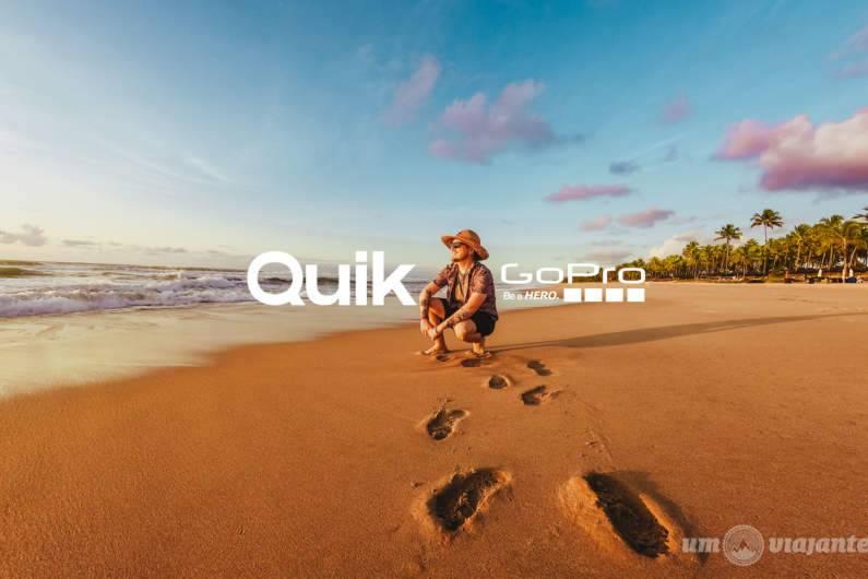 Quik GoPro é bom? Vale a pena usar o app em suas viagens?
