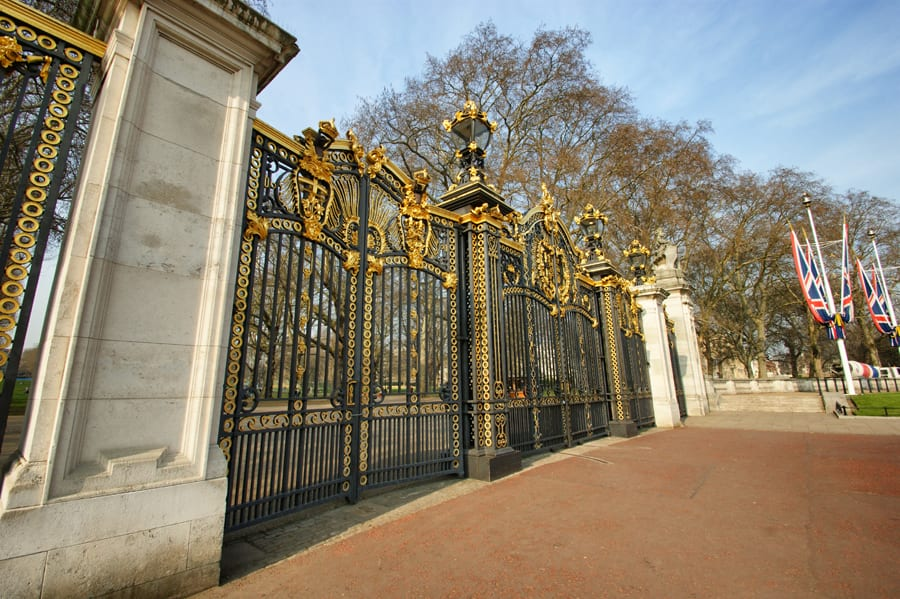 Portão Green Park, Londres