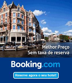 Booking! Faça sua reserva com segurança