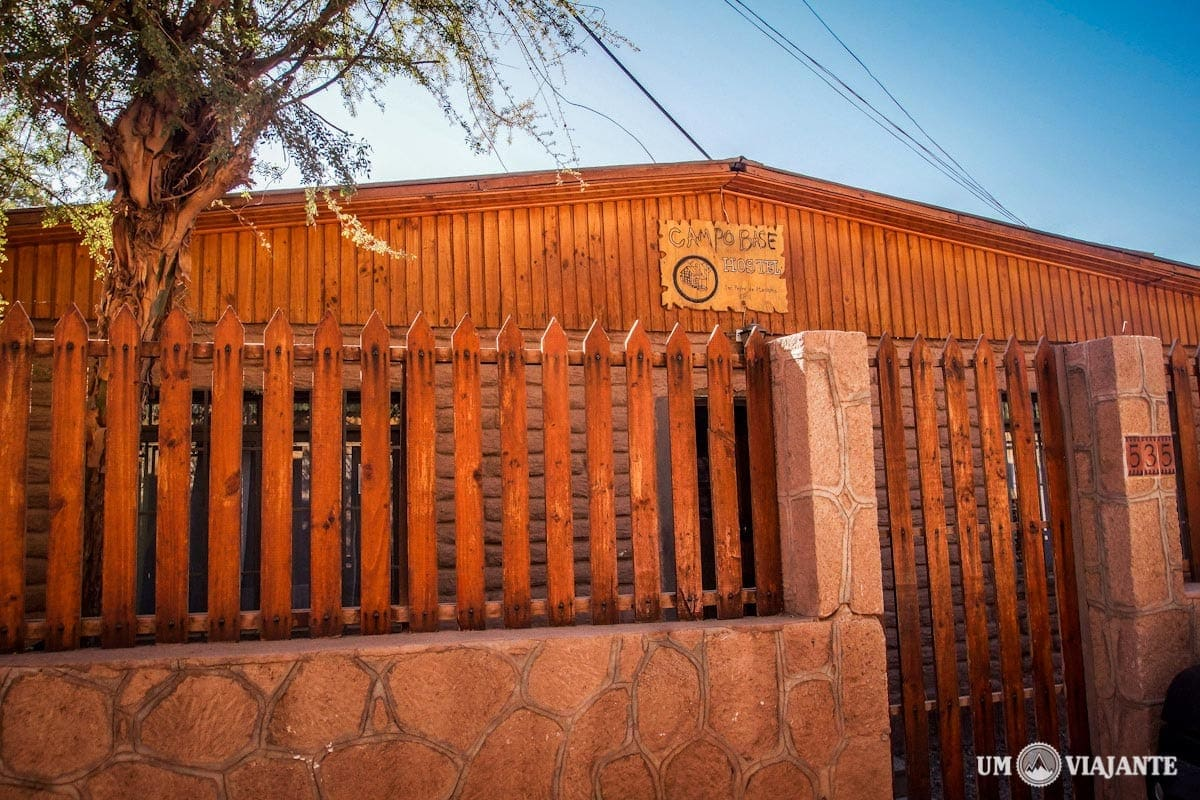 Campo Base Hostel Atacama