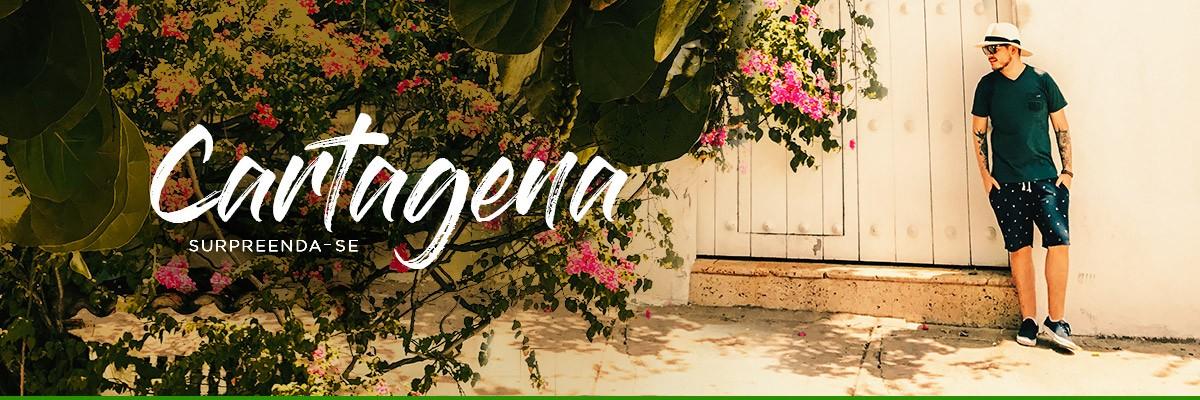 Descubra Cartagena