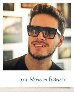 Robson Franzoi - Um Viajante
