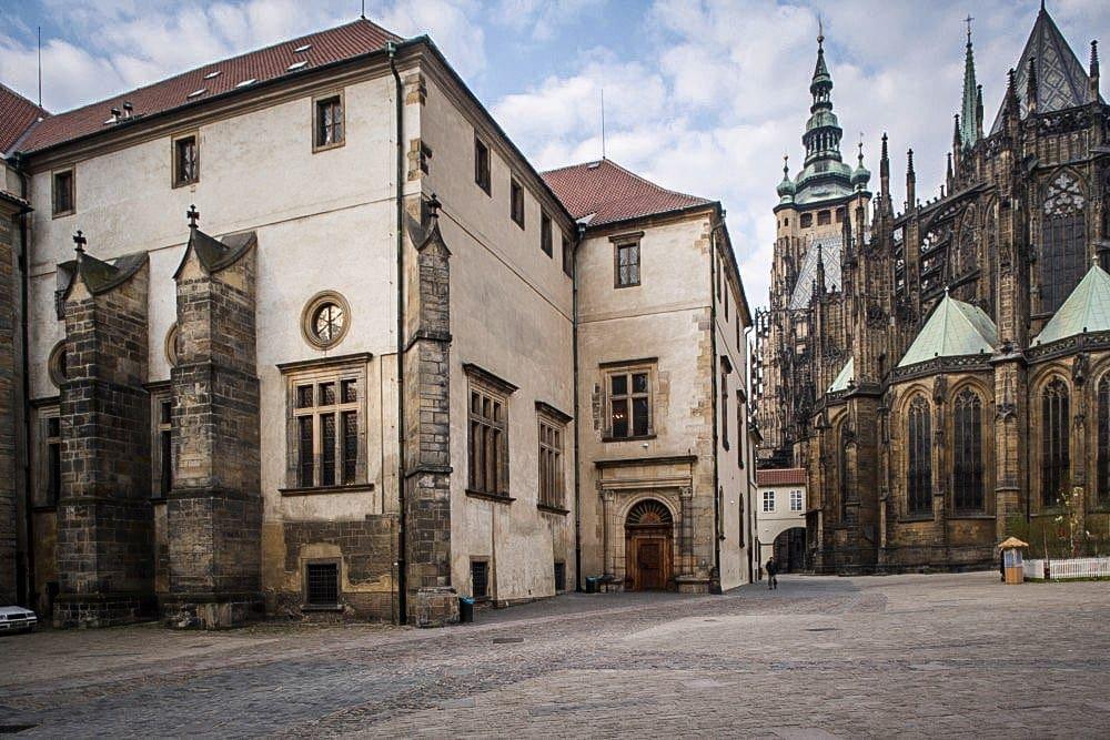 Old Royal Palace