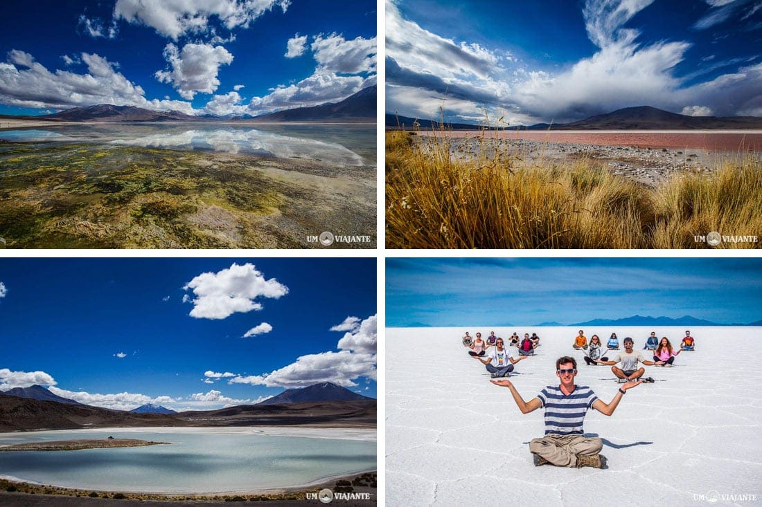 Tour ao Salar de Uyuni - 4 dias