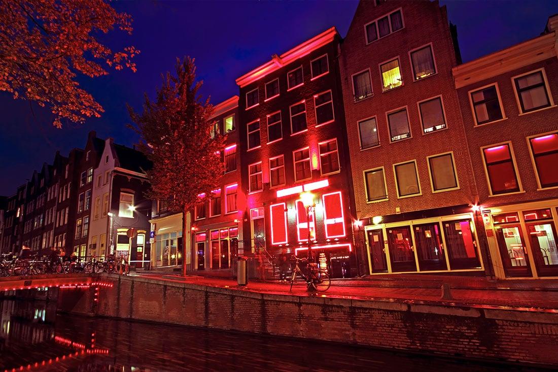 Pub Crawl na Red Light