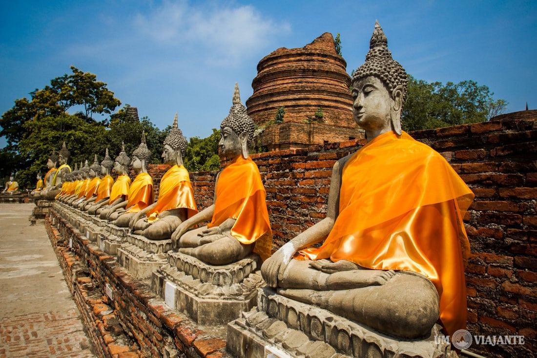 Budas de Ayutthaya