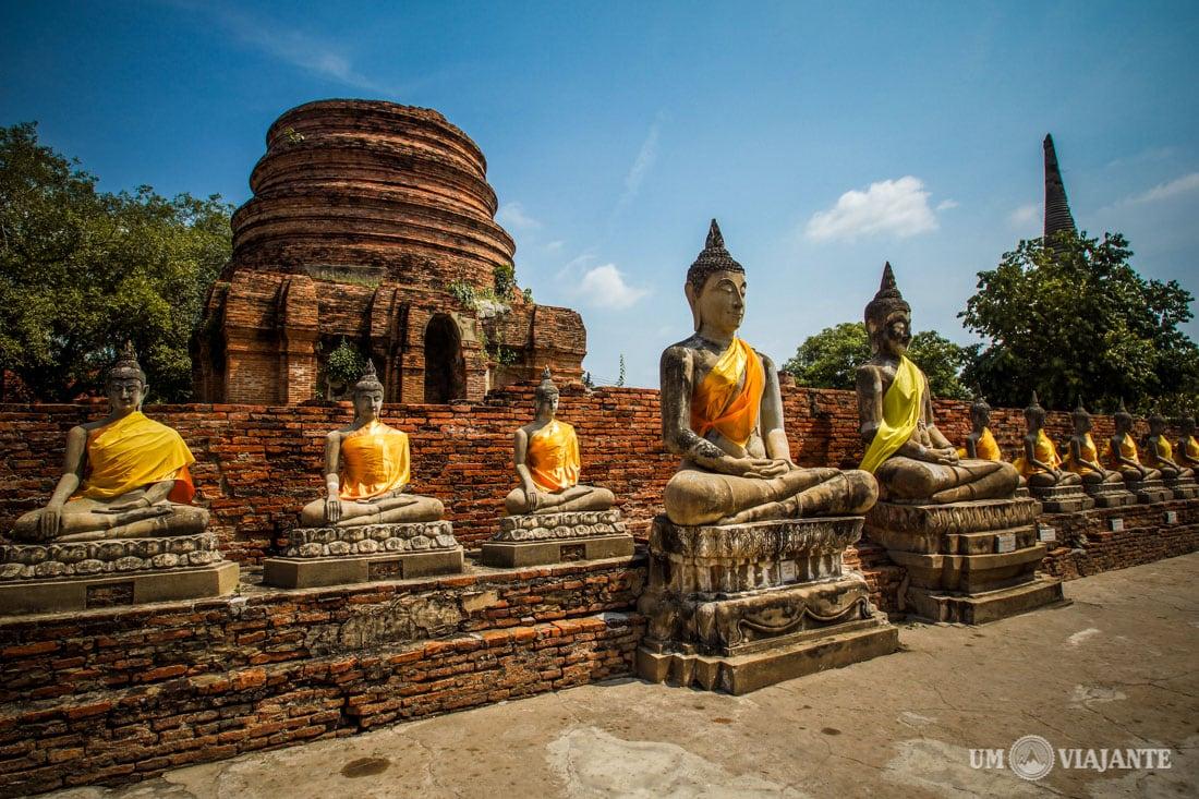 Ayutthaya, Tailândia