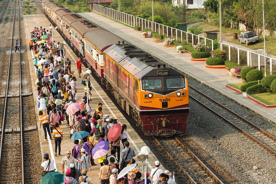 Trem Ayutthaya