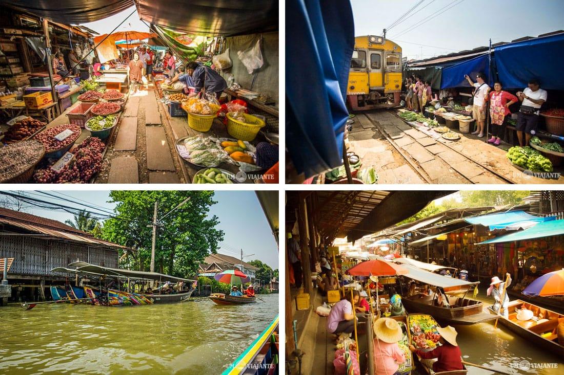 Bangkok - Roteiro, dia 3