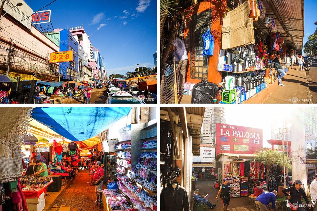 Compras no Paraguai, saindo de Foz do Iguaçu