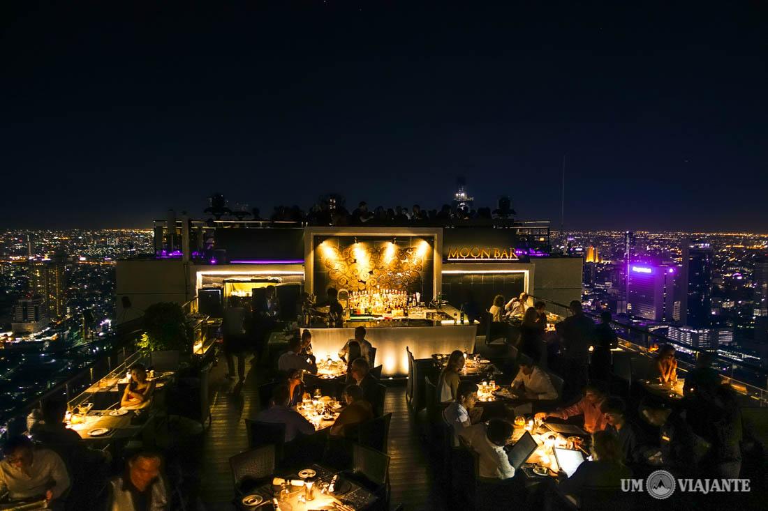 Vertigo Moon Bar - Bangkok