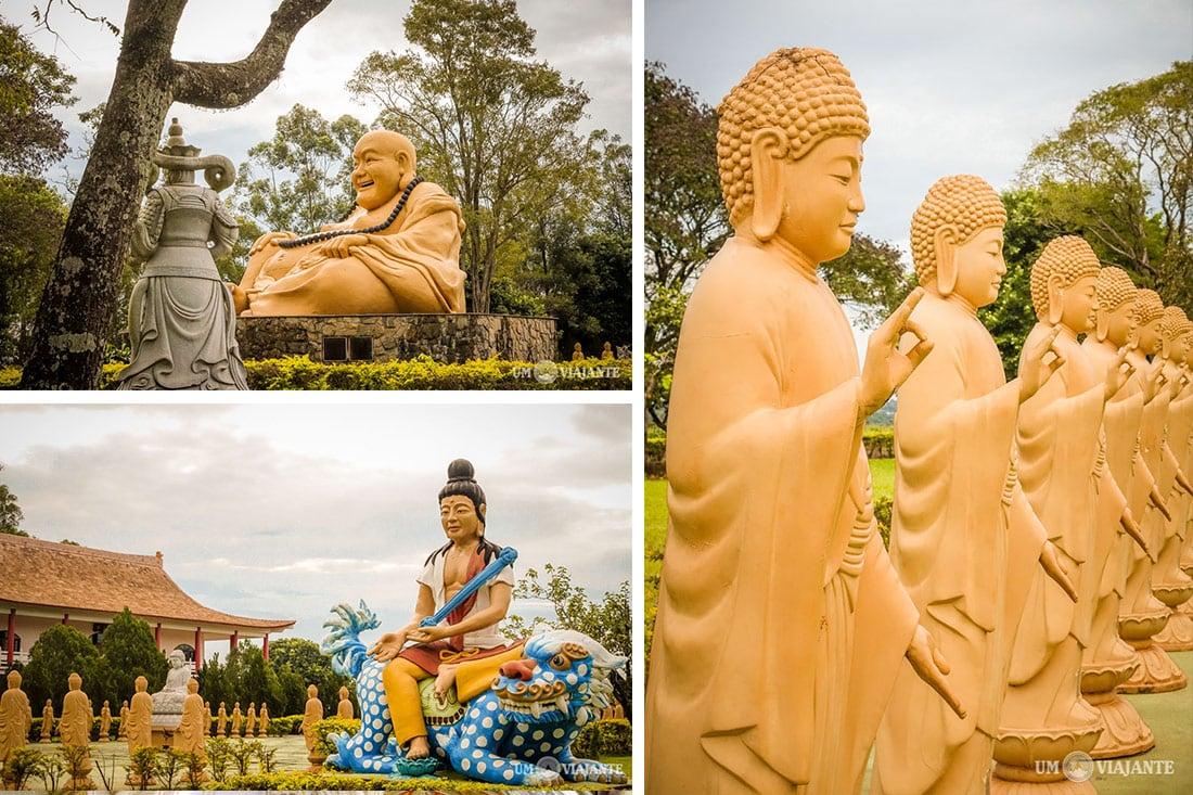 Templo Budista, Foz do Iguaçu