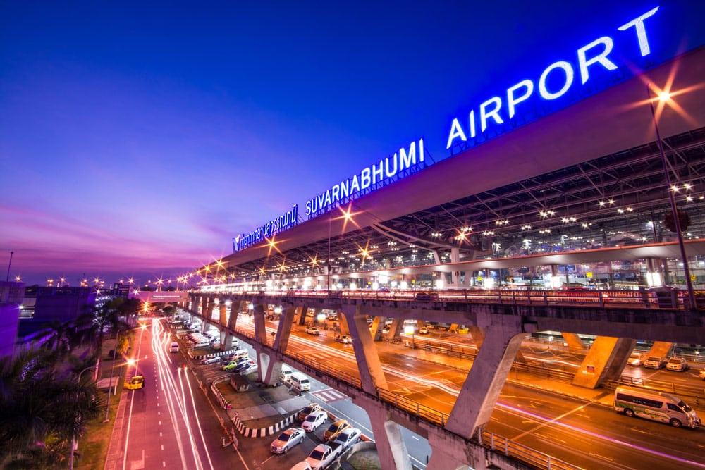 Aeroporto Internacional de Bangkok