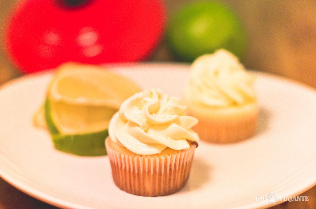 Cupcake Limão Sugar Curitiba