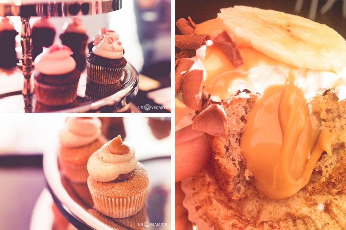 Cupcakes Sugar Bakery Curitiba