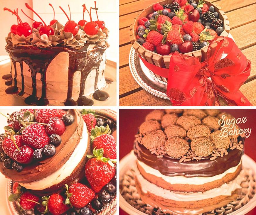 Doces Sugar Bakery Curitiba