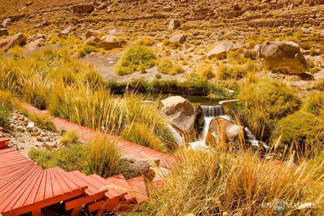 Termas de Puritama, Deserto do Atacama - Chile