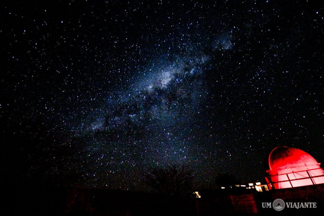 Tour Astronômico do Atacama