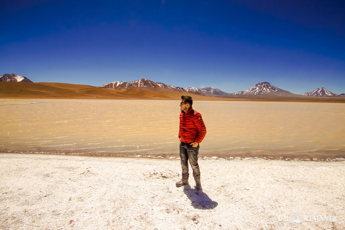 Laguna Leija, Atacama - Chile