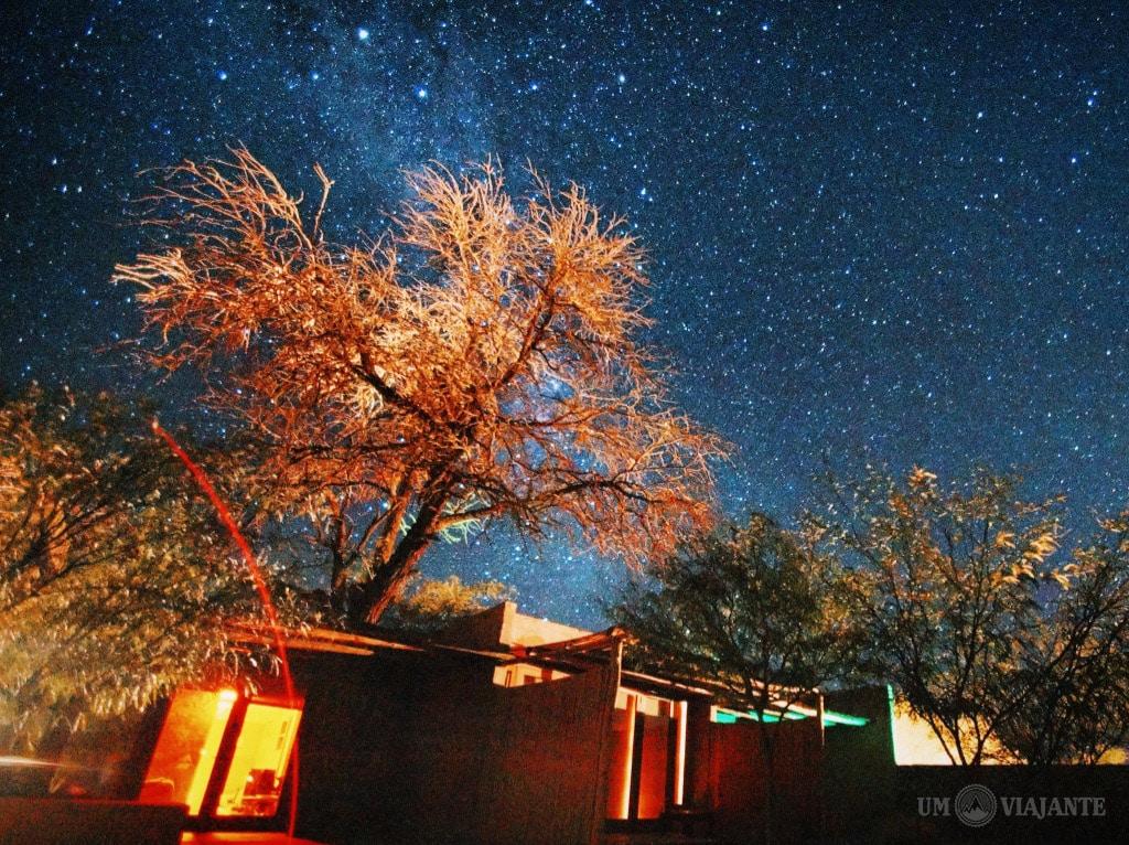 Céu do Atacama, Hotel Cumbres