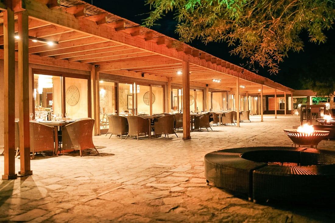 Cumbres San Pedro de Atacama, Hotel