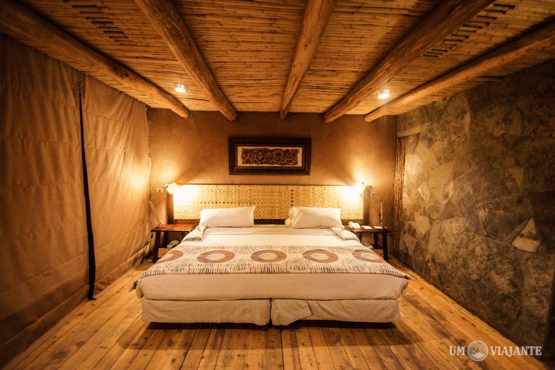 Quarto Hotel Cumbres, Atacama