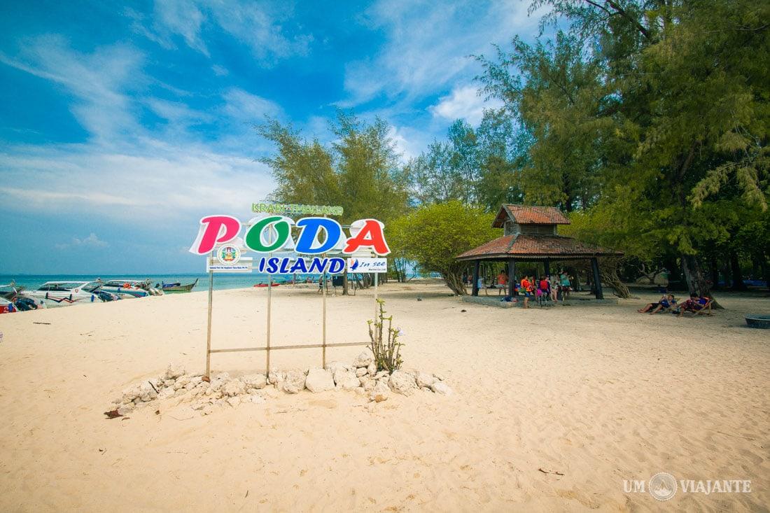 Poda Island, 4 Islands
