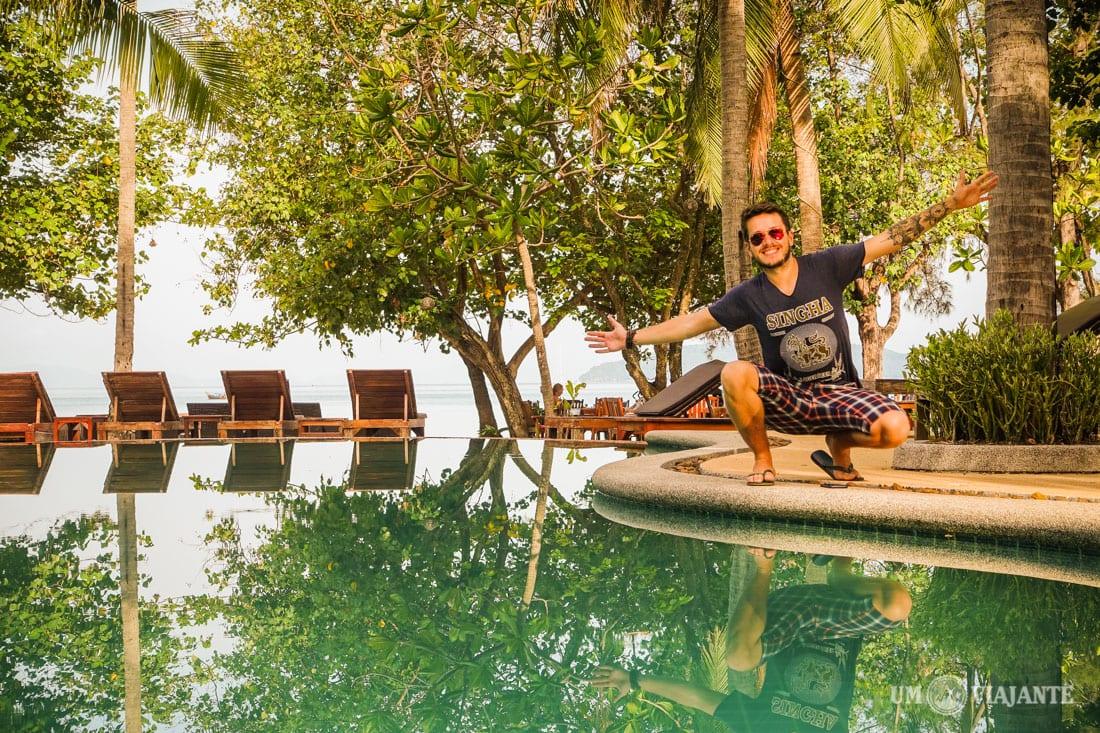 Sand Sea Resort, Railay - Tailândia