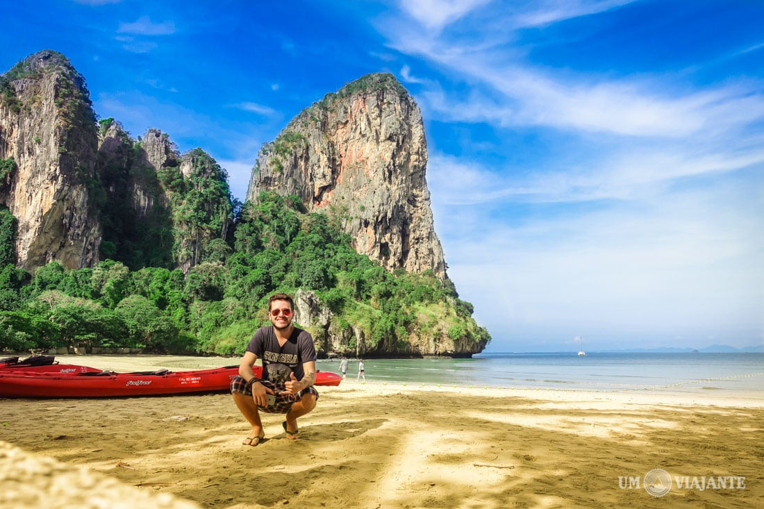 Railay Beach, Tailândia