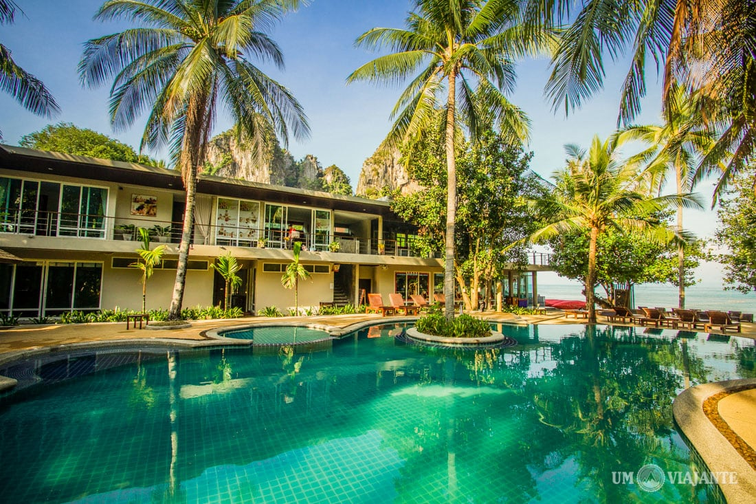 Sand Sea Resort, Railay Beach