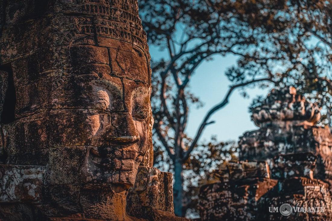 Angkor, Siem Reap - Camboja