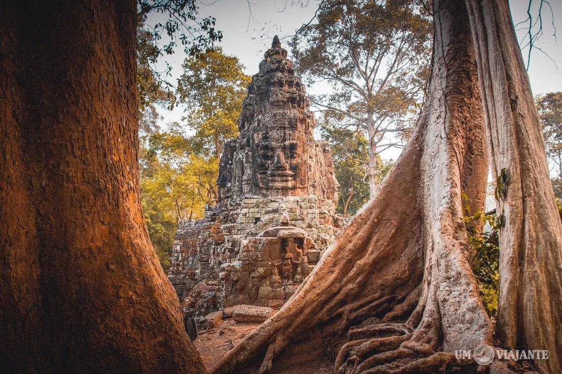 Portão de Angkor, Camboja