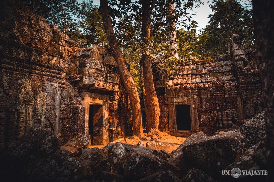 Templos no Camboja, Angkor