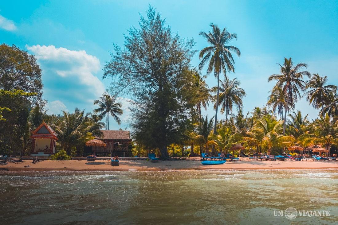 Koh Rong, Camboja