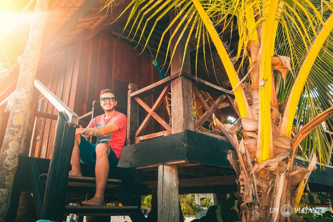 Um Viajante em Koh Rong