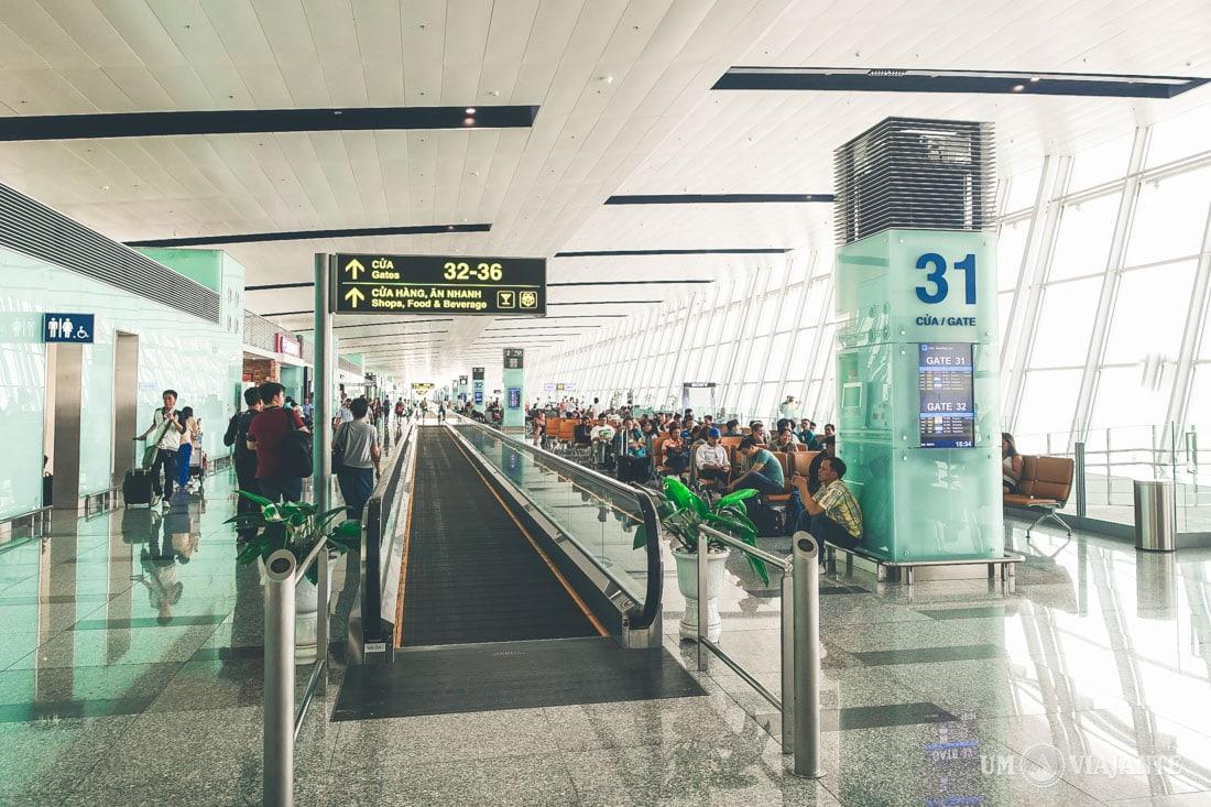 Aeroporto Hanoi, Vietnam