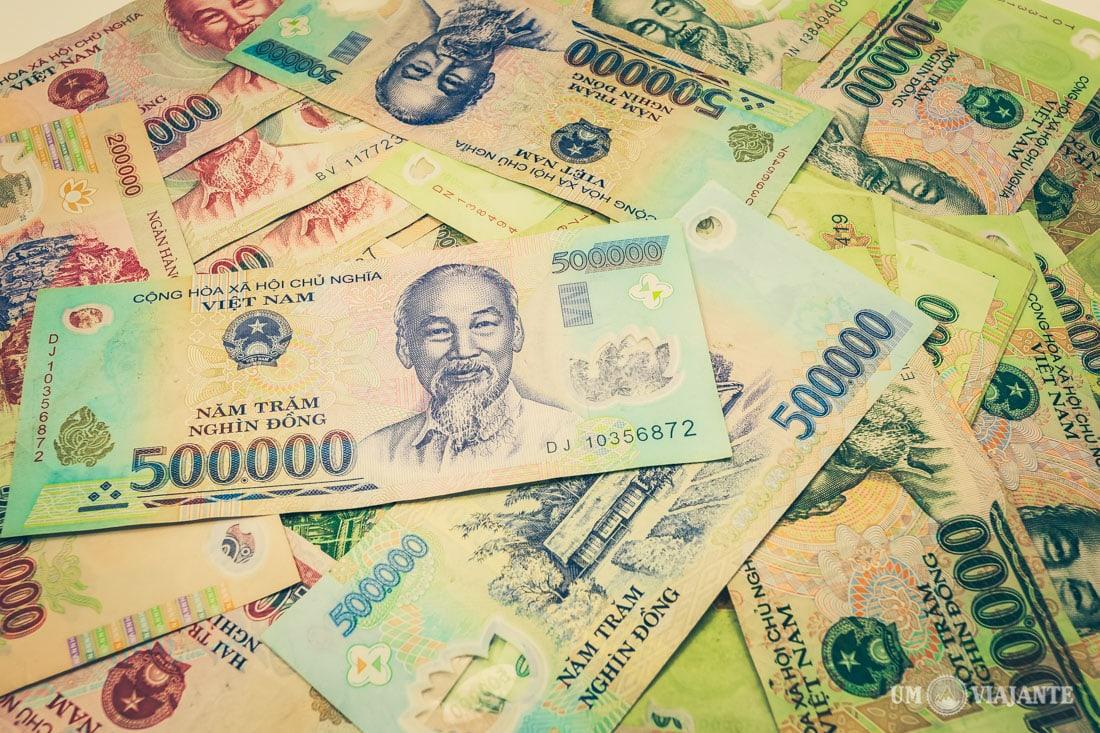 Dinheiro do Vietnam