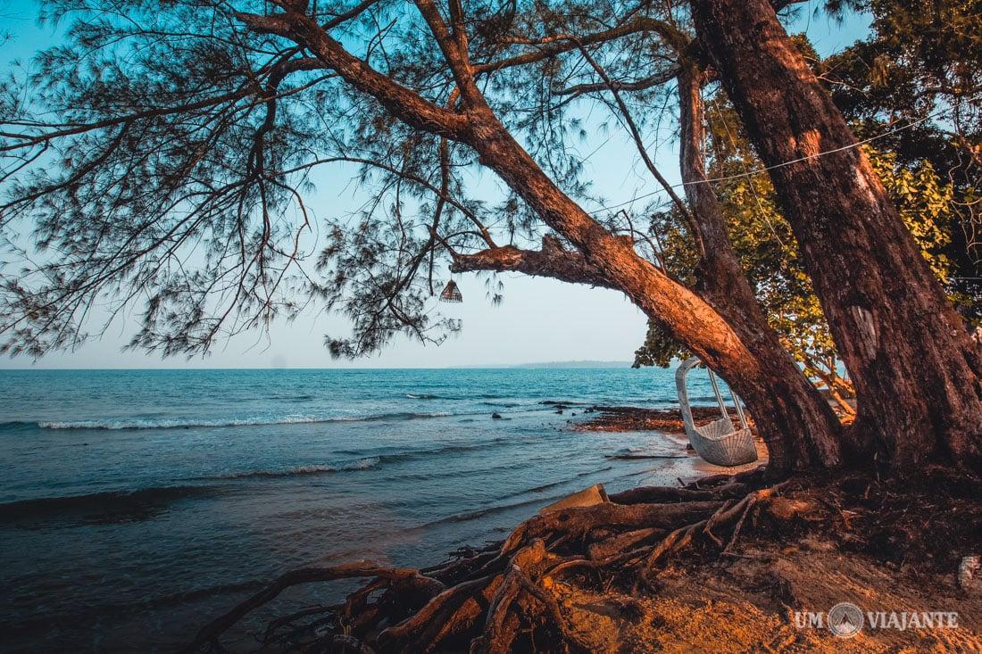 Palm Beach Resort, Koh Rong - Camboja